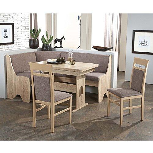 eckbank eckbankgruppe essgruppe bibione i essecke tisch 2. Black Bedroom Furniture Sets. Home Design Ideas