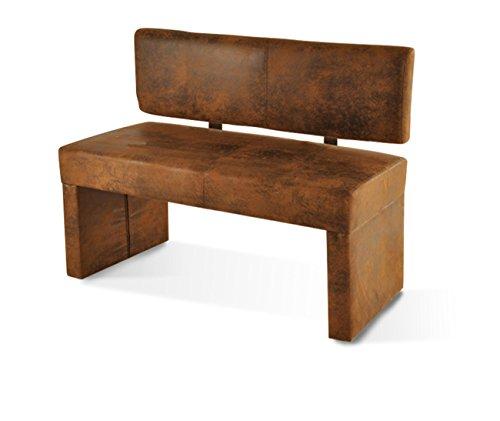 sam sitzbank selena in wei 200 cm bank komplett bezogen angenehme polsterung pflegeleicht. Black Bedroom Furniture Sets. Home Design Ideas