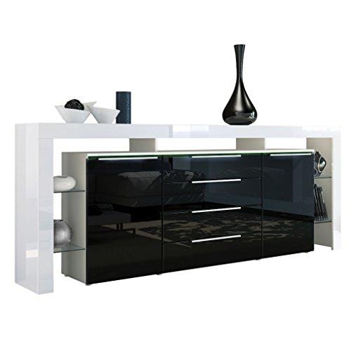 side lowboards archive seite 5 von 8 xxl m bel m bel24. Black Bedroom Furniture Sets. Home Design Ideas