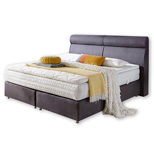roller bettgestell topas dunkelgrau boxspringbett. Black Bedroom Furniture Sets. Home Design Ideas