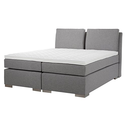 roller boxspringbett athena grau taschenfederkern 180 200 cm m bel24 xxl m bel. Black Bedroom Furniture Sets. Home Design Ideas