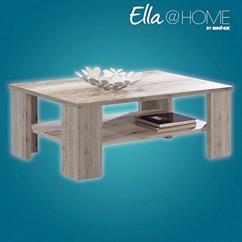 roller couchtisch bruce sandeiche mit ablage m bel24. Black Bedroom Furniture Sets. Home Design Ideas