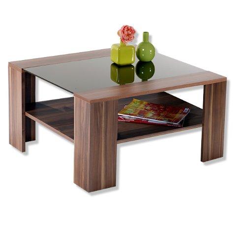 roller couchtisch gerald nussbaum m bel24. Black Bedroom Furniture Sets. Home Design Ideas