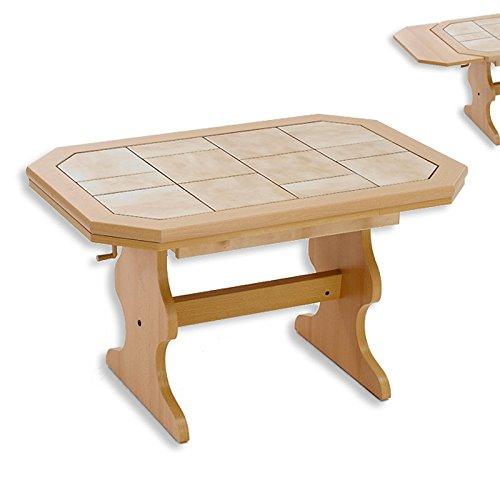 roller couchtisch hit buche xxl m bel m bel24. Black Bedroom Furniture Sets. Home Design Ideas