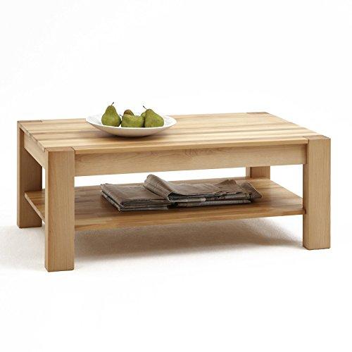 roller couchtisch nena kernbuche massiv ge lt m bel24. Black Bedroom Furniture Sets. Home Design Ideas