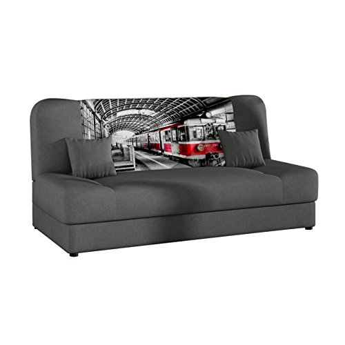 schlafsofa jonas smart sofa mit bettkasten und schlaffunktion bettsofa schlafcouch. Black Bedroom Furniture Sets. Home Design Ideas