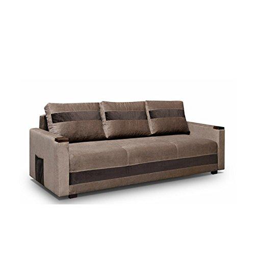 Sofa ibiza couchgarnitur komfortsofa wohnzimmer for Wohnzimmer couch xxl