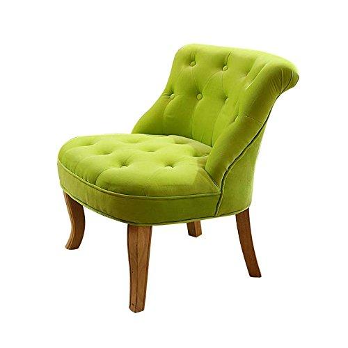 Stoff Sessel aus Holz Sofa Stuhl Minimalist Wohnzimmer ...