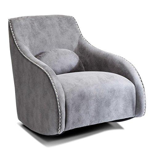 kare 79403 sessel holz grau 74 x 76 x 83 cm xxl m bel. Black Bedroom Furniture Sets. Home Design Ideas
