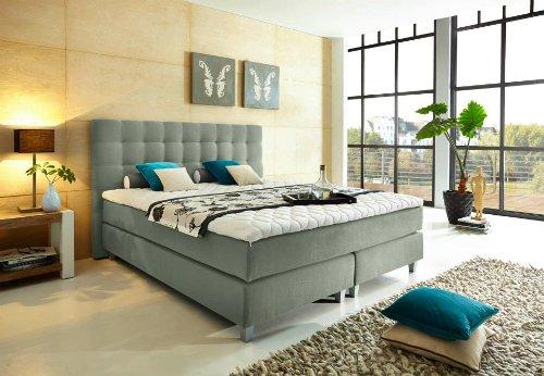 modell rockstar von welcon luxus boxspringbett 180x200 h rtegrad h3 mit ttf. Black Bedroom Furniture Sets. Home Design Ideas