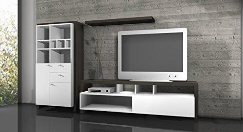 elegance mediam bel tv bank wohnwand lowboard tv board. Black Bedroom Furniture Sets. Home Design Ideas