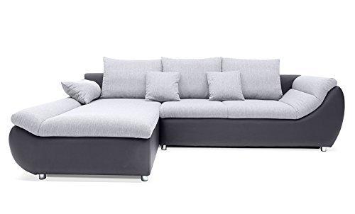 sofa couchgarnitur couch sofagarnitur verona 8 u polstergarnitur polsterecke wohnlandschaft mit. Black Bedroom Furniture Sets. Home Design Ideas