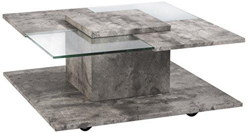cavadore django couchtisch mdf betonoptik 80 x 80 x 37 5 cm m bel24 xxl m bel. Black Bedroom Furniture Sets. Home Design Ideas