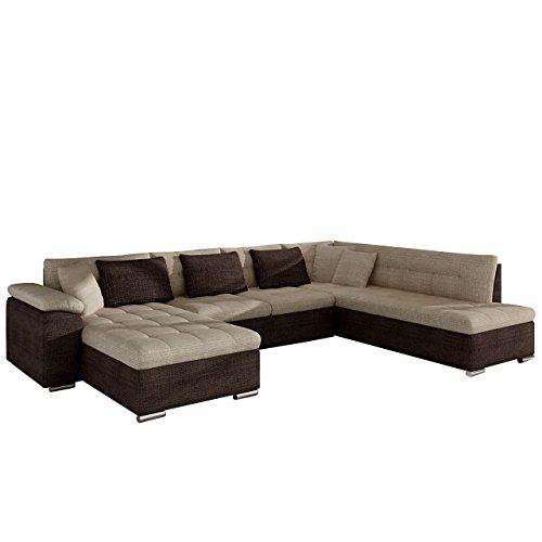 eckcouch ecksofa niko bis design sofa couch mit schlaffunktion und bettkasten u sofa gro e. Black Bedroom Furniture Sets. Home Design Ideas