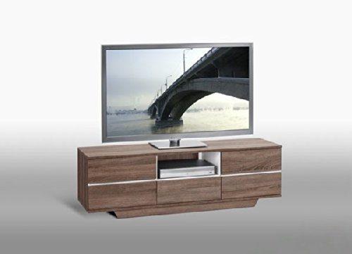 TV-Bank TV-Rack TV-Tisch Sideboard Media Lowboard VALENCIA von Maja