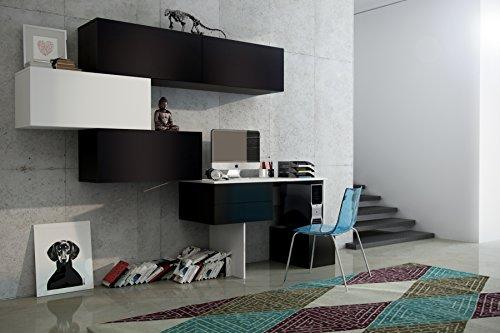 RUBIC 3 Ausführungen, Moderne Wohnwand, Exklusive Mediamöbel, TV-Schrank, Neue Garnitur, Große Farbauswahl (Rubic 3)