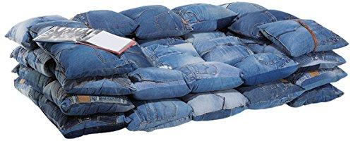 Kare 76352 Sofa Jeans Cushions 2-Sitzer
