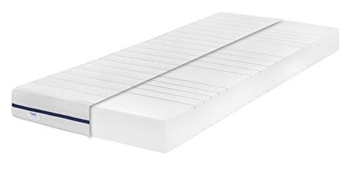 Traumnacht Orthopädische Kaltschaummatratze Härtegrad 2 (H2), 100 x 200 cm, weiß