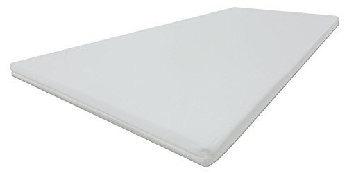 Dibapur ® Pro Vital XL 3D Air Fresh: Orthopädische Kaltschaummatratze (3D 140x180) x Kernhöhe 18,5 cm, mit 3D Air Fresh Bezug ca. 18,7 cm - Made in Germany -