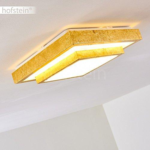 led deckenspot sora 2 st ckig mit stufen in gold geb rstet. Black Bedroom Furniture Sets. Home Design Ideas