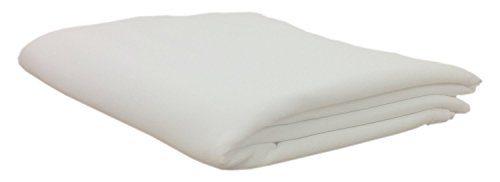 Dibapur®: 3D Air Fresh - nur Bezug - Auswahl: für Matratzen und Topper Made in Germany (3D 130x200x18)
