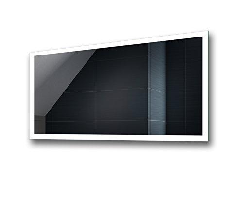 FORAM Design Badspiegel mit LED Beleuchtung von Artforma | Wandspiegel Badezimmerspiegel |Spiegel Nach Maß