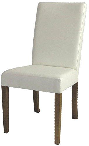 brasilm bel esszimmerstuhl narrow wei gepolstert farbton eiche antik lehnstuhl stuhl. Black Bedroom Furniture Sets. Home Design Ideas