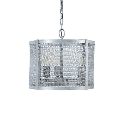 Riess Ambiente Moderne Hängeleuchte LOFT 40cm Iron grau Industrial Design Industrielampe Hängeleuchte…