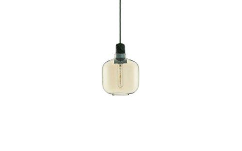 Normann Copenhagen Lampe Amp Goldgreen