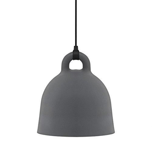 Normann Copenhagen Pendelleuchte Bell medium, grau 502112